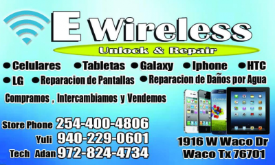 E WIRELESS LATINOS Spectrum Authorized Reseller